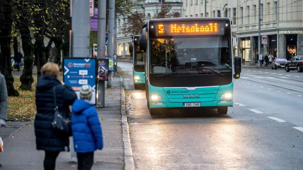 47ea7288b2d Tähelepanu! 1. veebruarist läheb olukord Tallinna bussiliikluses keeruliseks