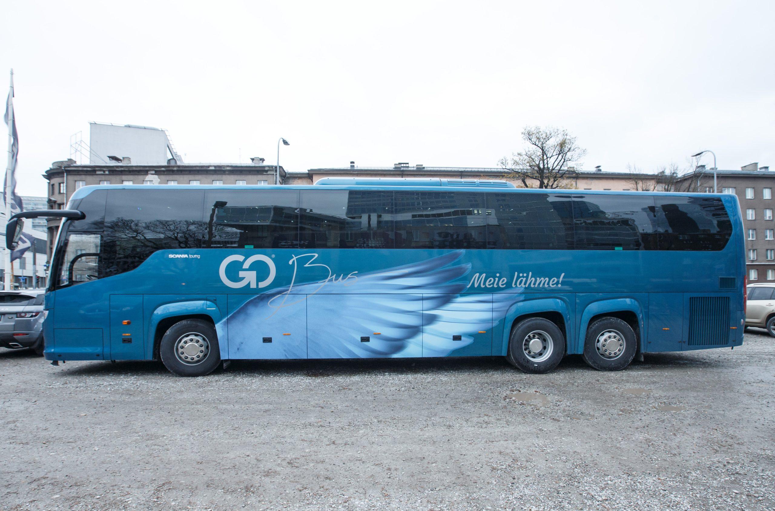 59ae7a40387 Tallinna ja Tartu vahel hakkavad sõitma uued ägedad bussid | Autogeenius