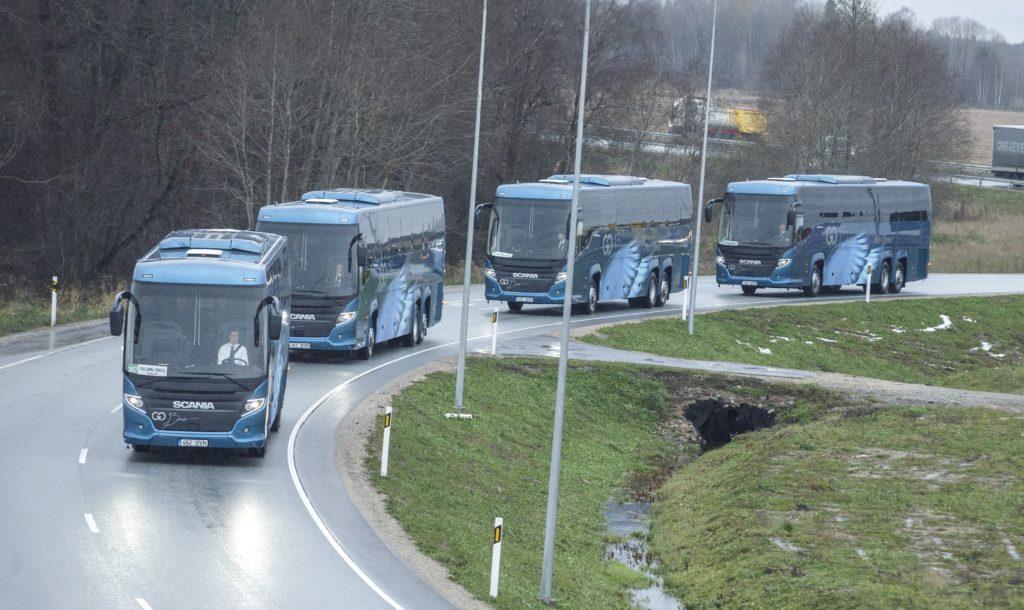 6c3e8f4cb5c Go Bus alustab 1. novembrist Tallinn-Tartu bussiliini teenindamist uue  kvaliteetbrändi alt, mis garanteerib reisijatele tipptasemel teeninduse,  uued ja ...