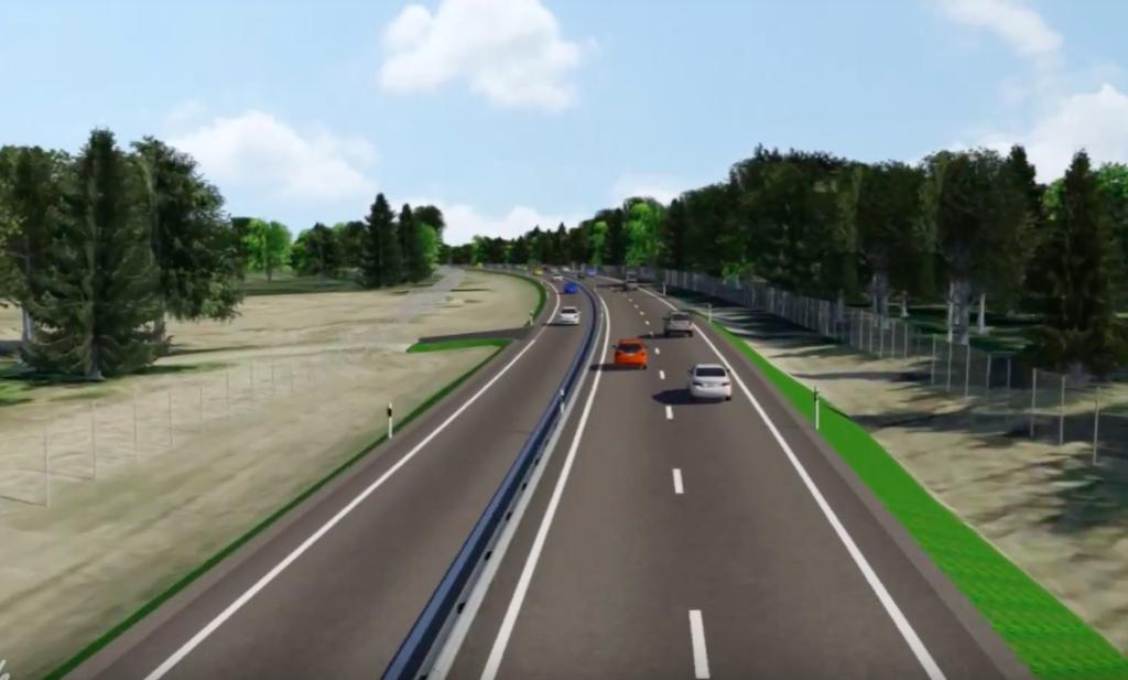c7f552292c6 Geeniuse autoportaali poole pöördus lugeja, kes märkis, et Tallinn-Tartu  maanteele ehitatav 2+1 lõik ehk möödasõidureaga tee on pealtnäha valmis, ...
