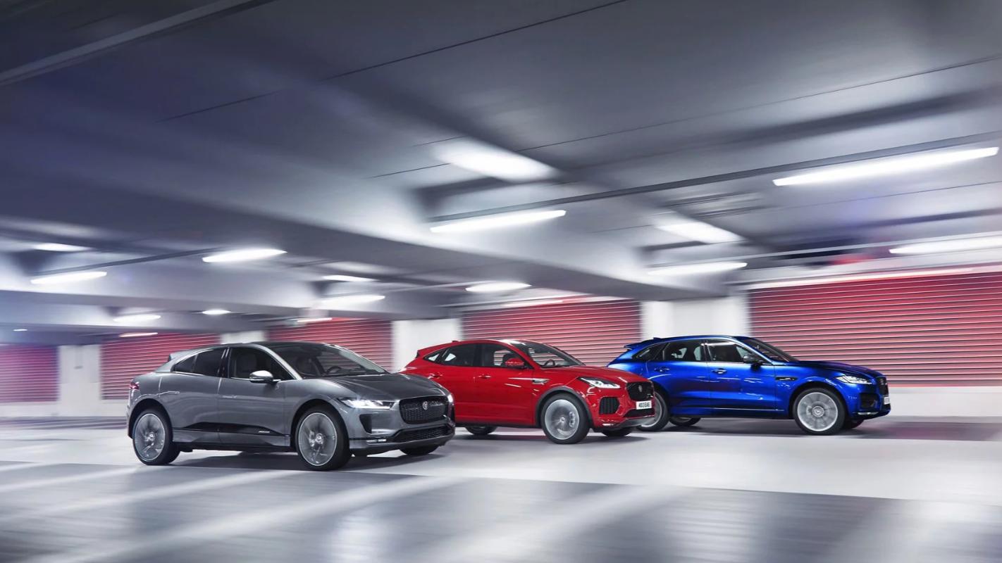 Jaguari järgmine hübriidmaastur J-Pace jõuab müügile 2021. aastal