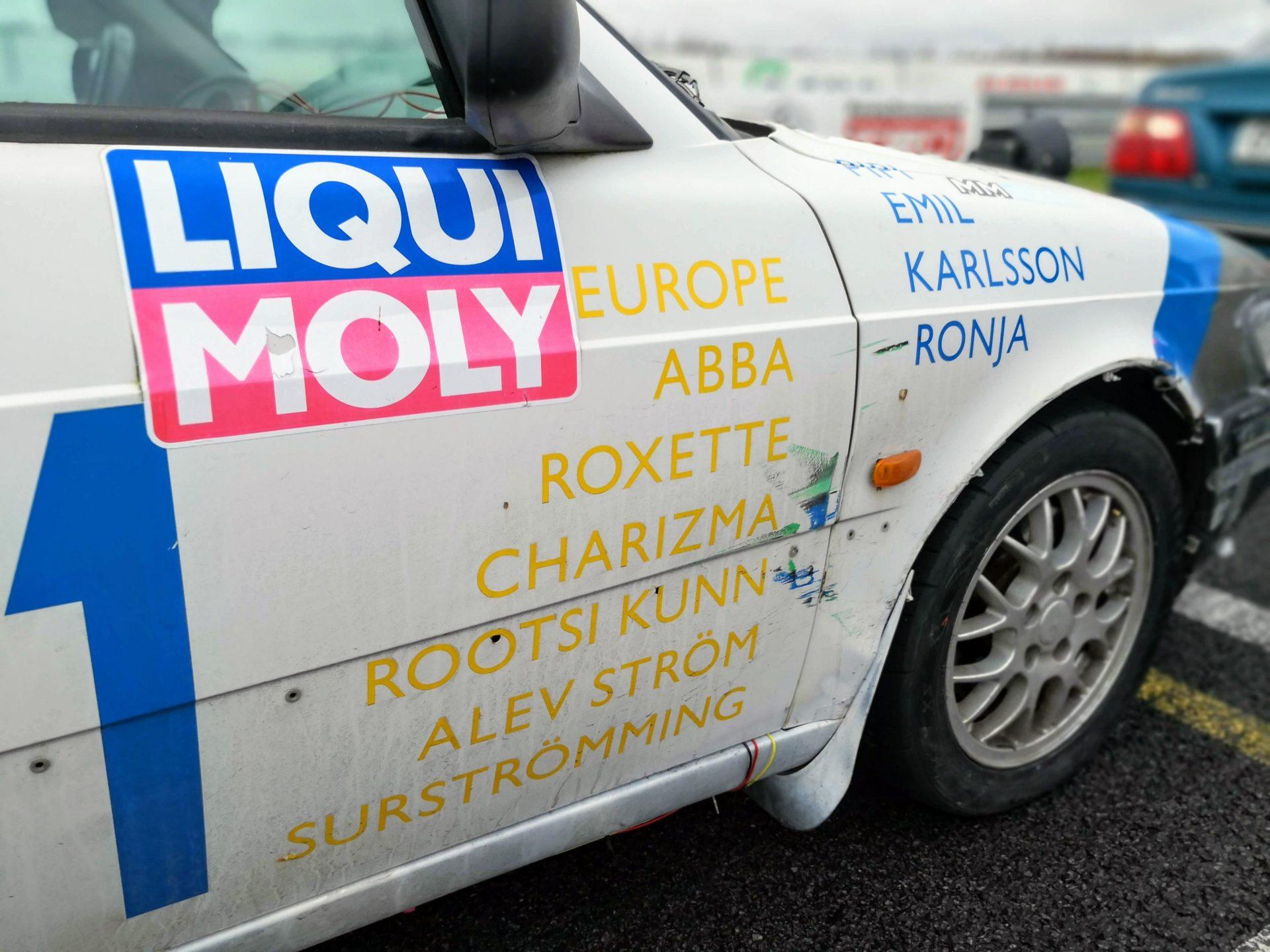 d457e016fe8 See on Eesti kõige jaburam kestvussõit, kus auto ei tohi maksta ...