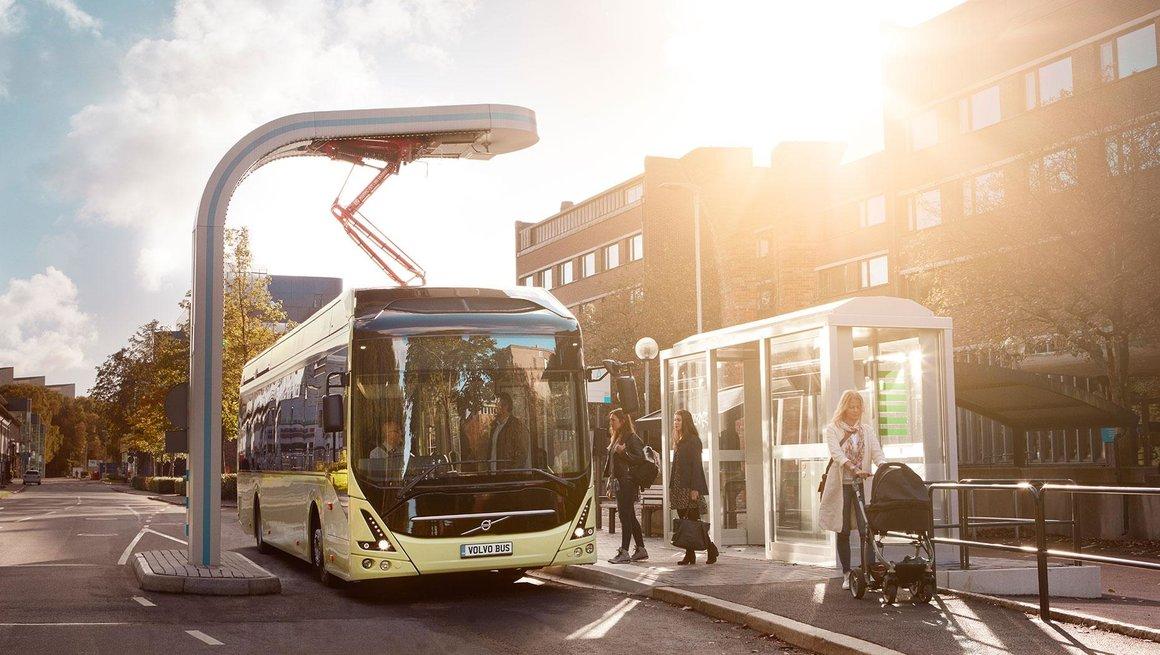 Rootsi linn hakkab elektribusse rändraamatukogudena kasutama