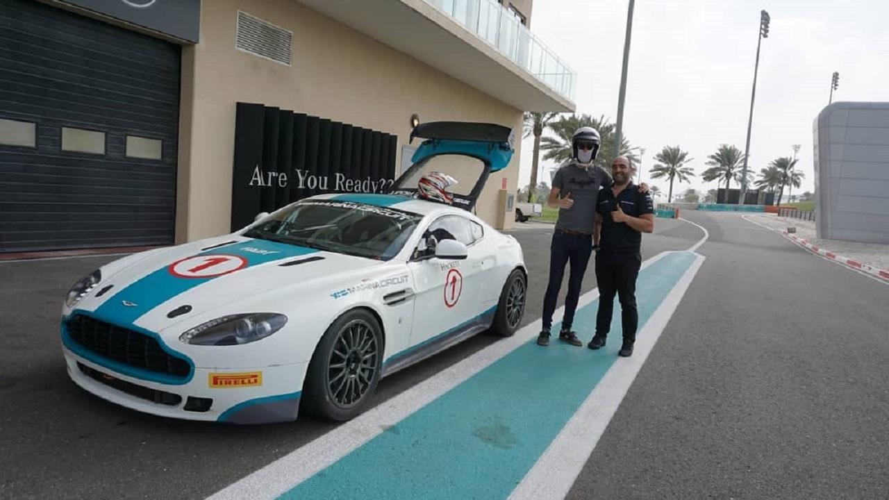 Autotund: Mida teeb autosõber Abu Dhabis?