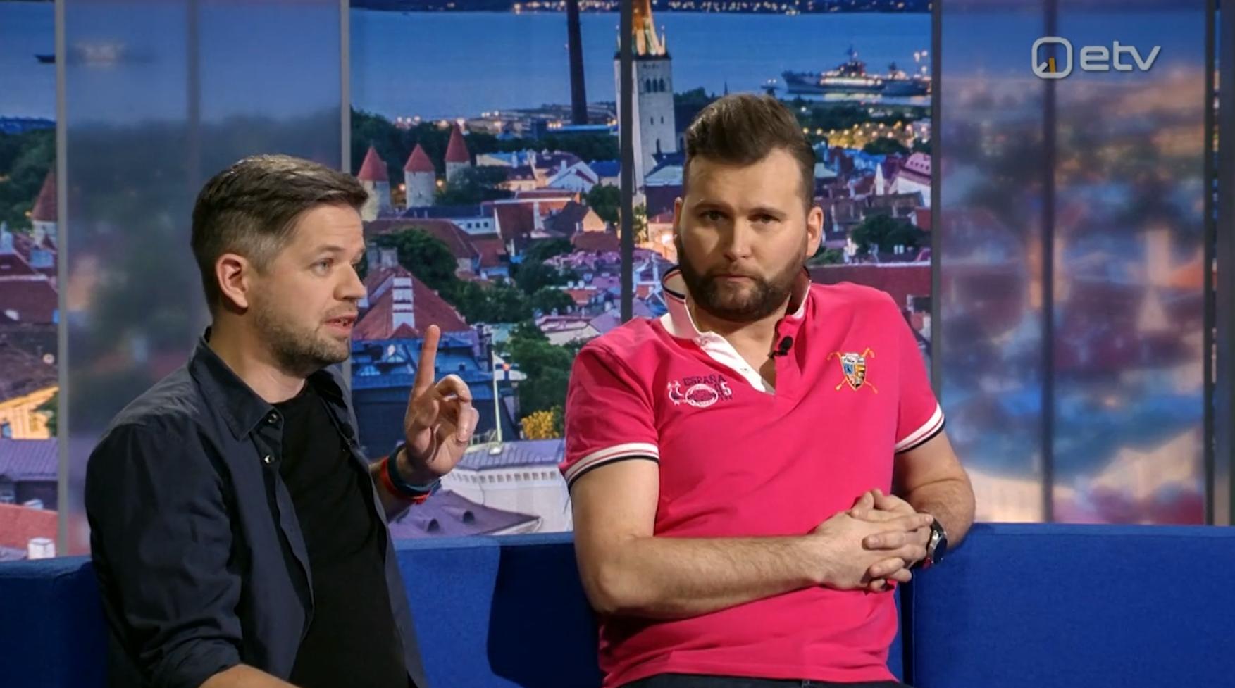 """Vaata, kuidas Koit Toome ja Autogeeniuse toimetaja """"Ringvaates"""" Eesti superautosid hindavad"""