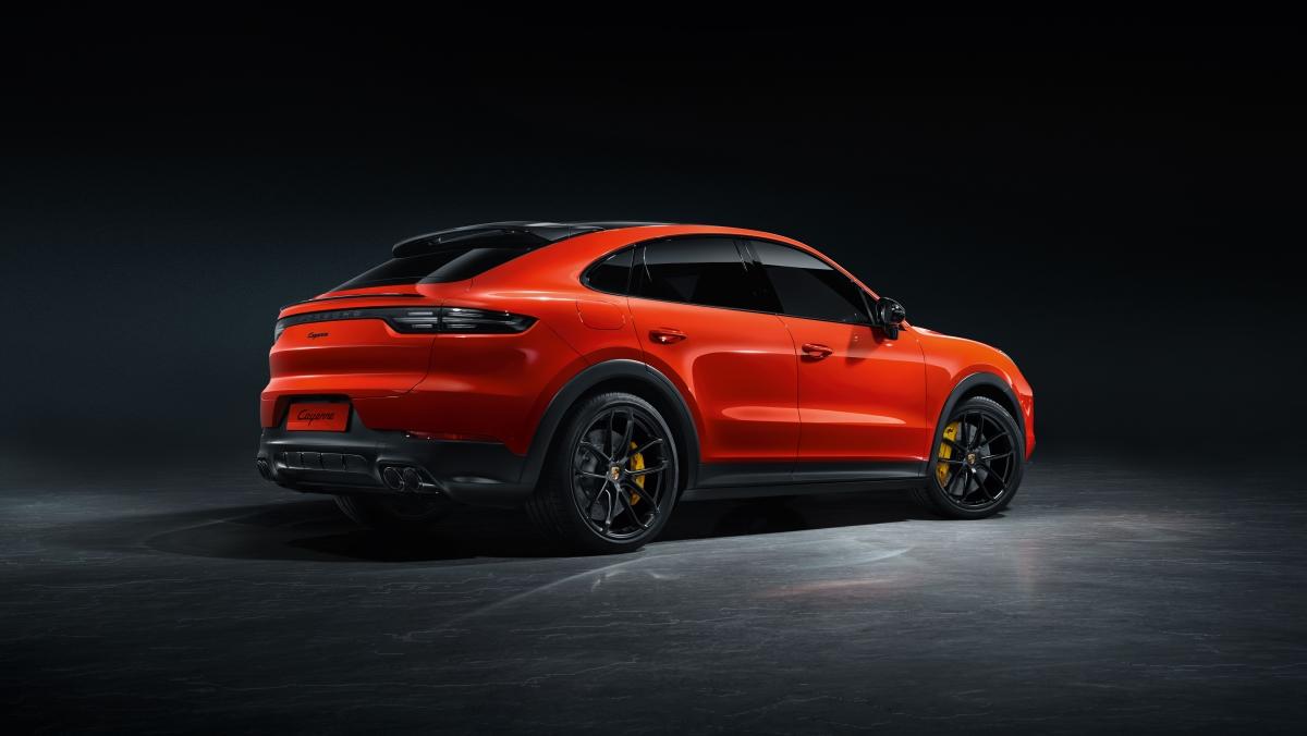24526214959 Lõpuks avalik: siin on uue Porsche Cayenne Coupe andmed ja hind Eestis