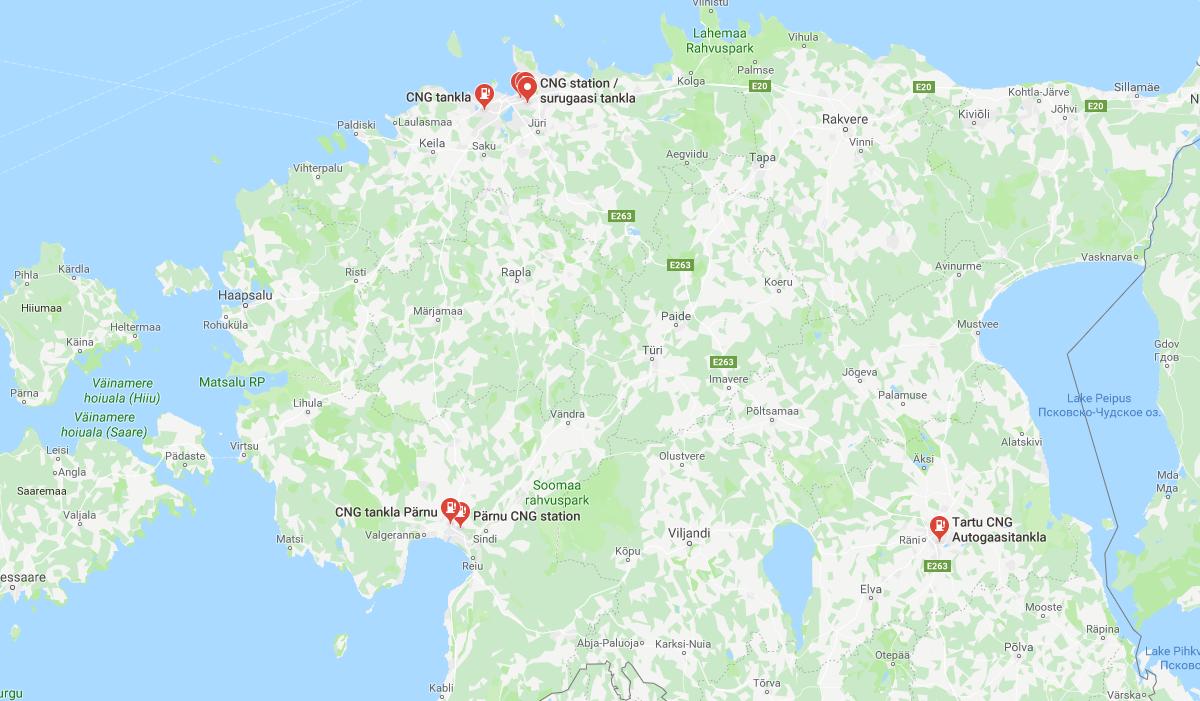 Google Maps lisas lõpuks ometi autojuhtidele kaks kasulikku funktsiooni