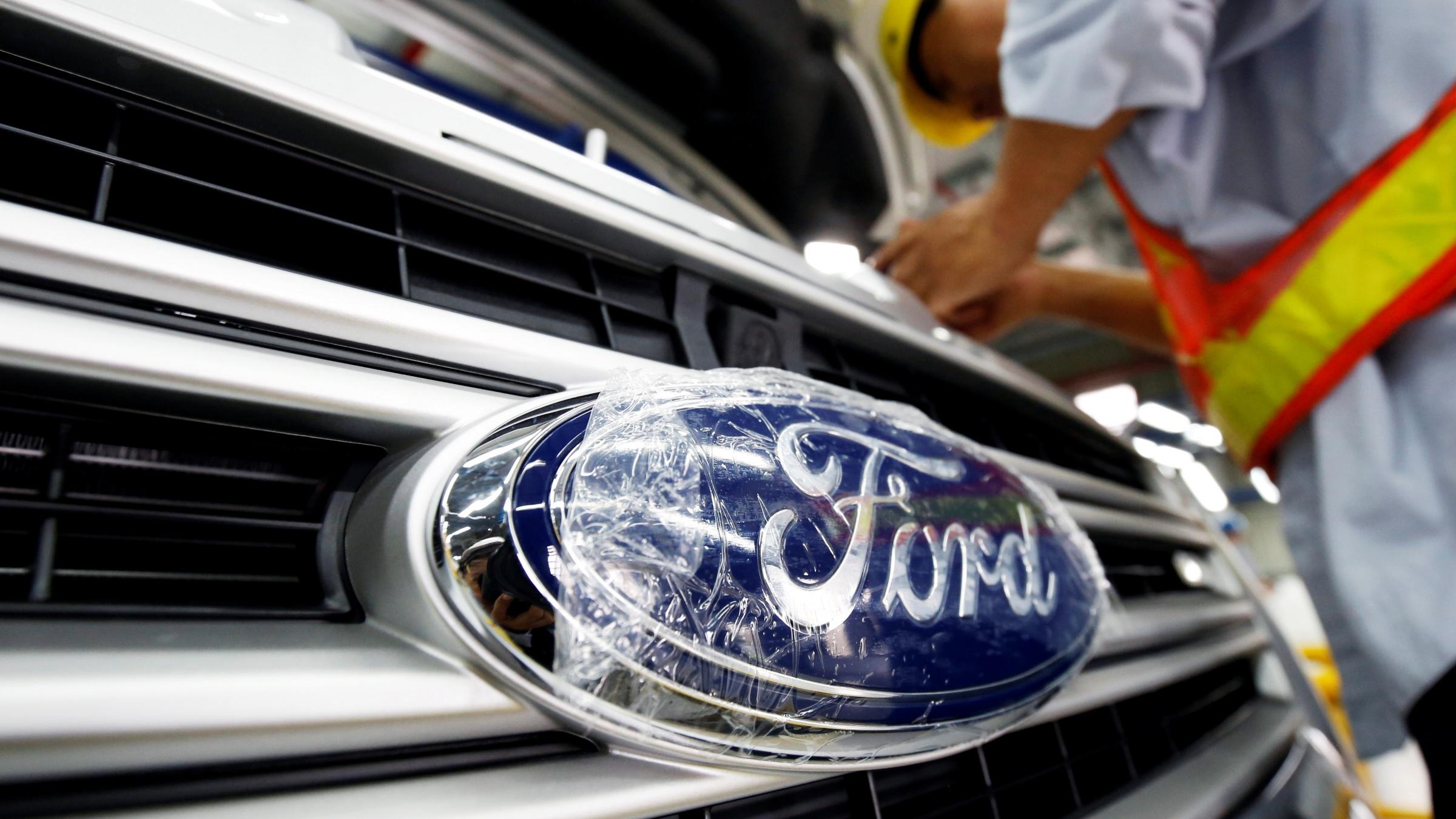 Ford ja Rivian lõid käed ning hakkavad koos uut elektriautot arendama