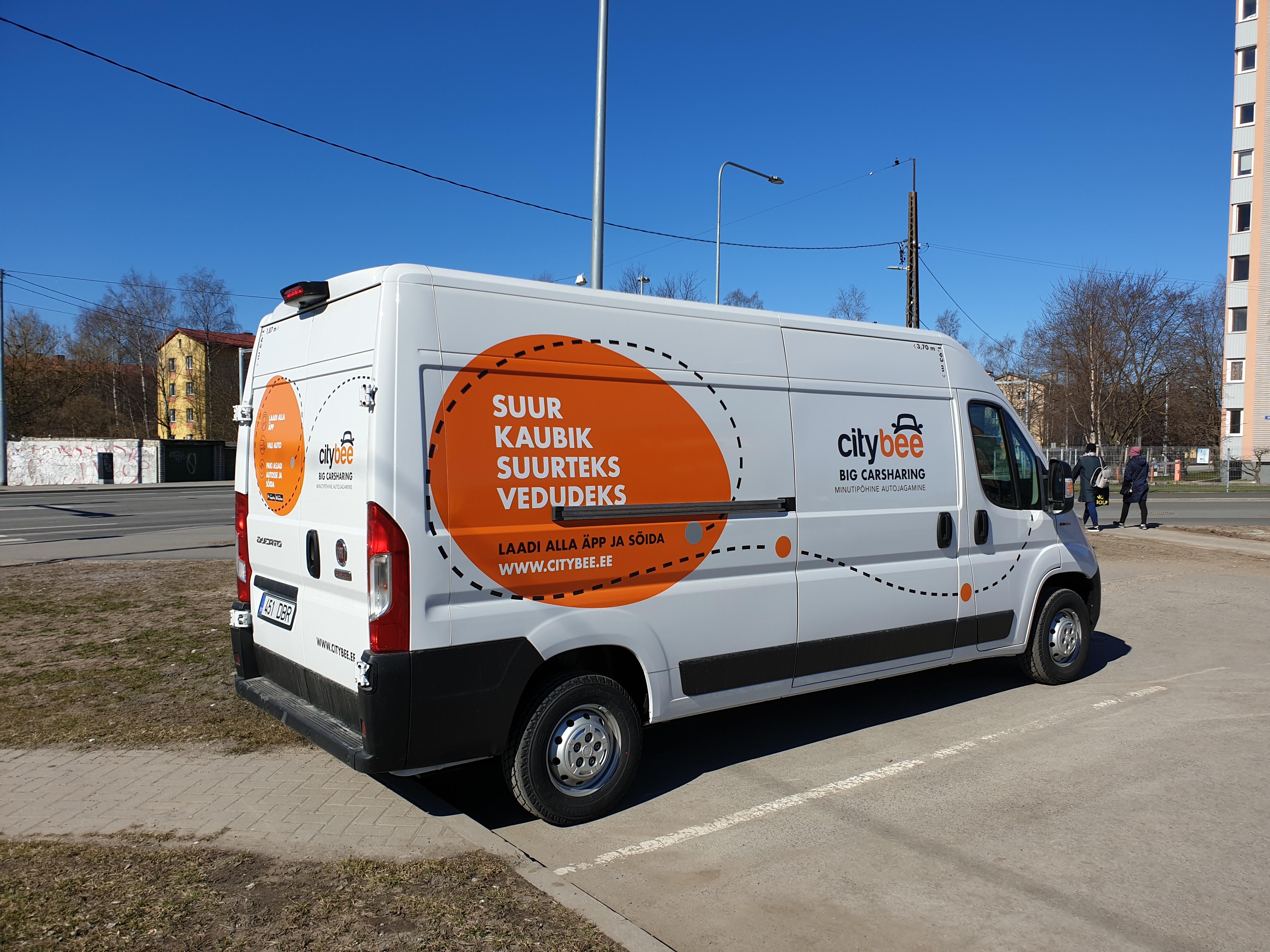 Sõidukijagamise teenus: Euroopas on kokku ligi 68 000 jagatavat sõidukit, aga mis seis on Eestis?