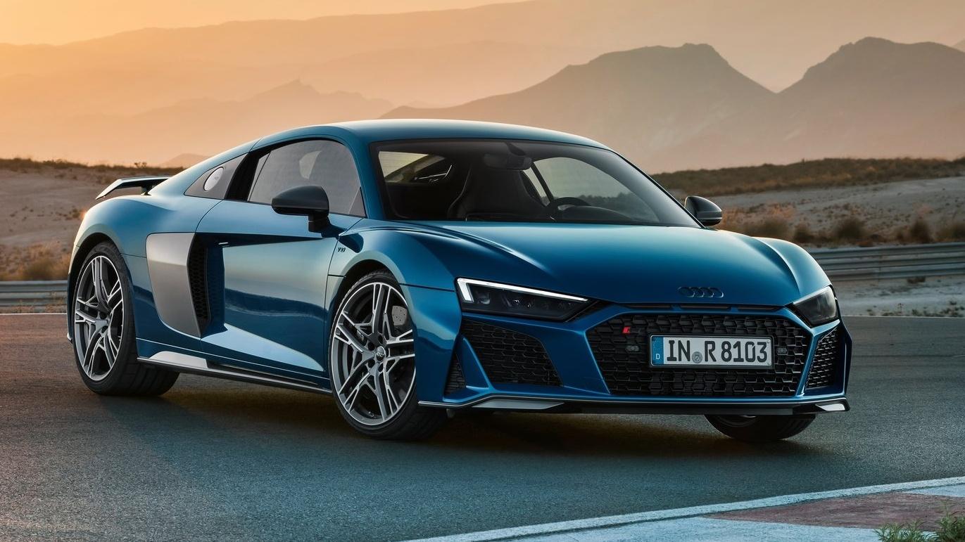 Audi tegevjuht: lõpetame aastaks 2023 TT ja R8 mudelite tootmise
