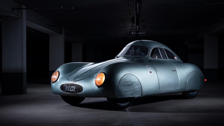 """Maailma kõige esimene Porsche jäi müümata, kuigi hind """"tõusis"""" lausa 70 miljoni dollarini"""