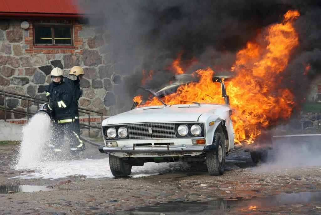 Kas viimasel ajal on ebaloomulikult palju autosid põlema läinud?