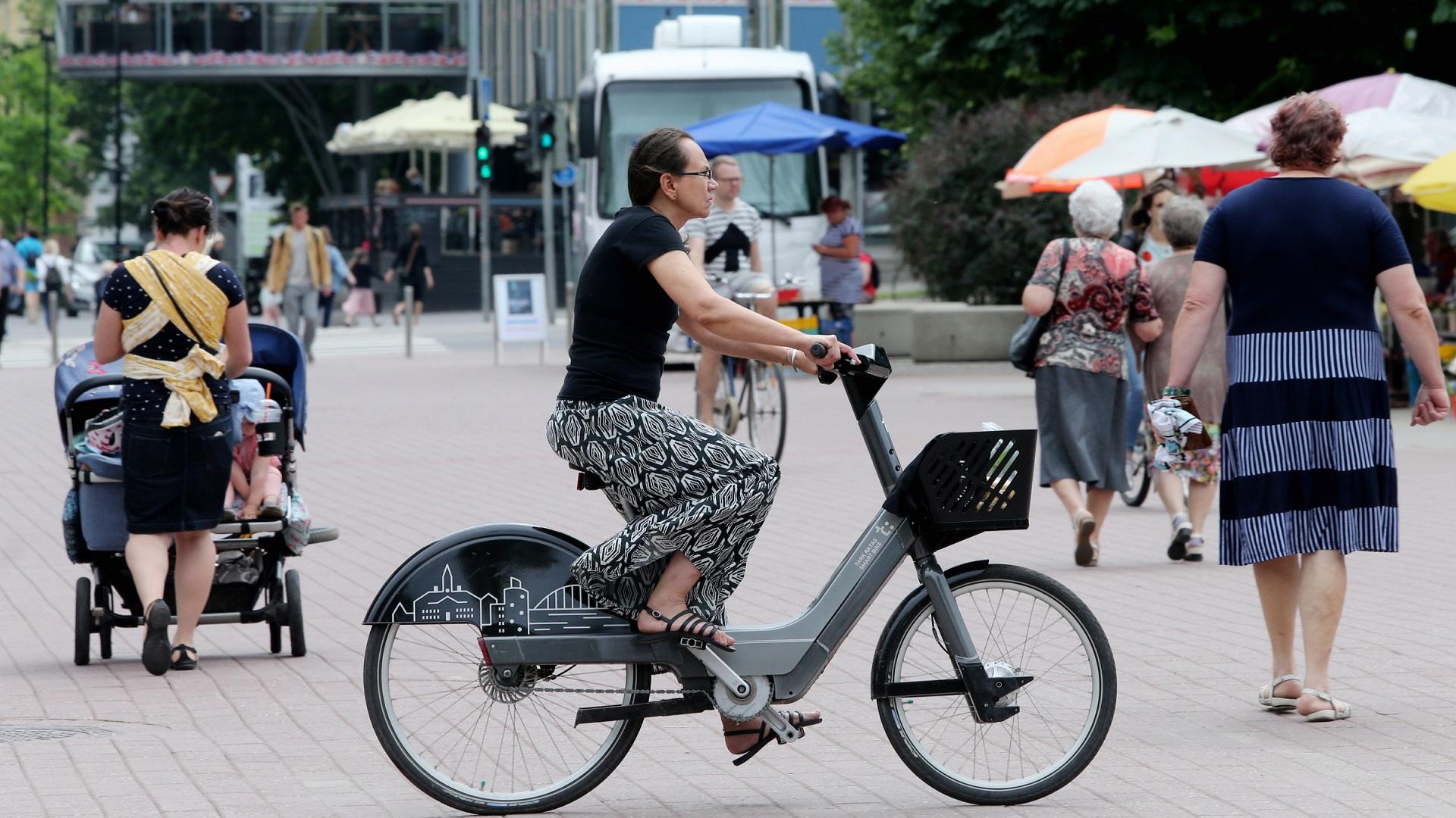 Tagajärg käes: rattaringlus jääbki öötundideks lukku ja lohakaid kasutajaid ootab rahaline nõue
