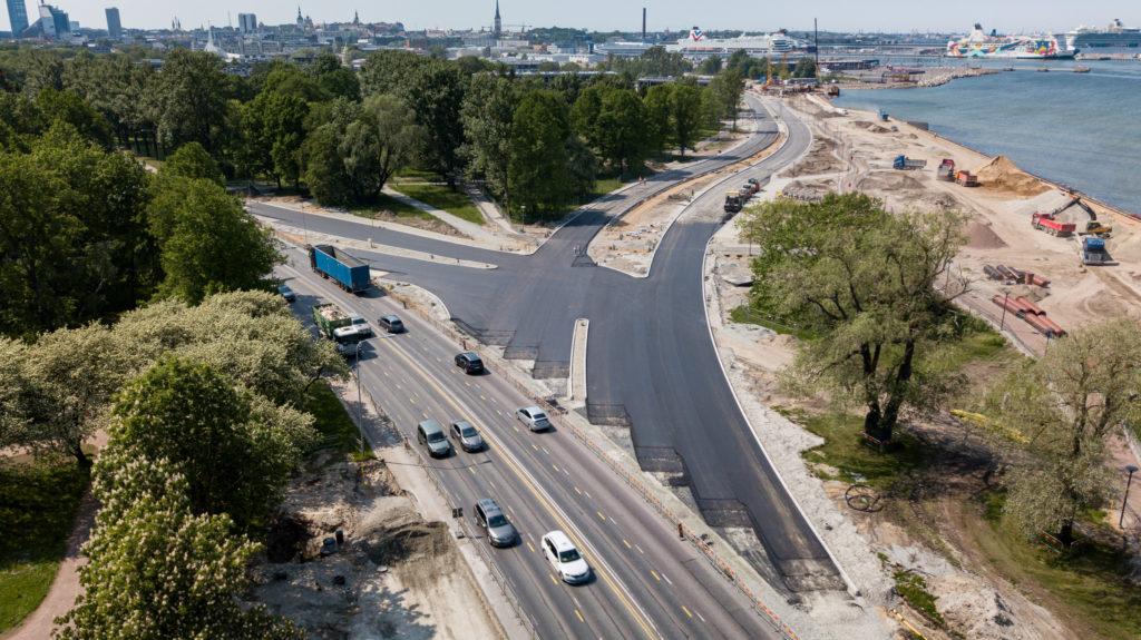 Ekspertrühmitus: Seitse valet, millega linnavalitsus loodab laiemat Reidi teed ehitada