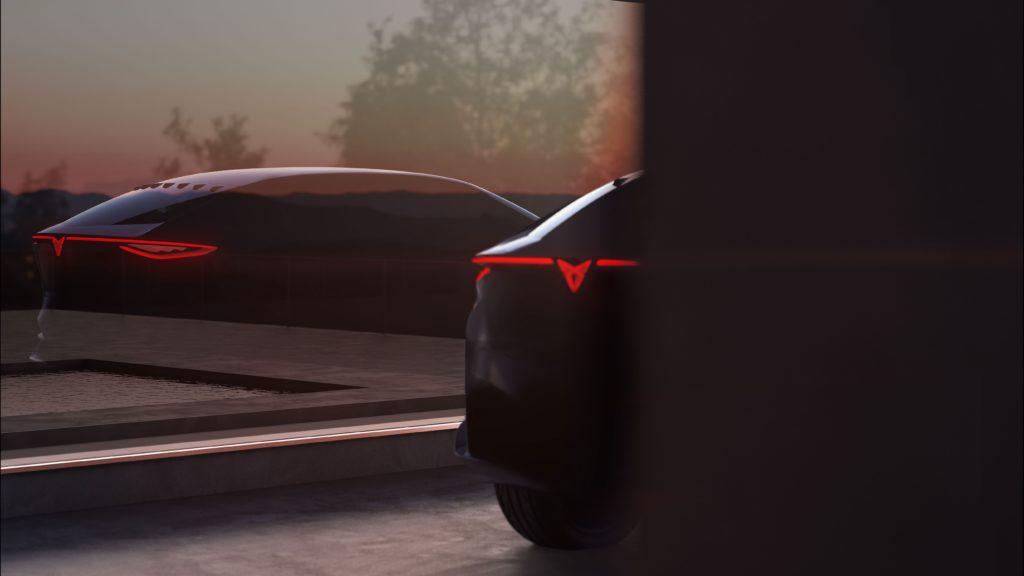 Pilk tulevikku: Cupra näitab varsti sportlikku täiesti elektrilist ideeautot