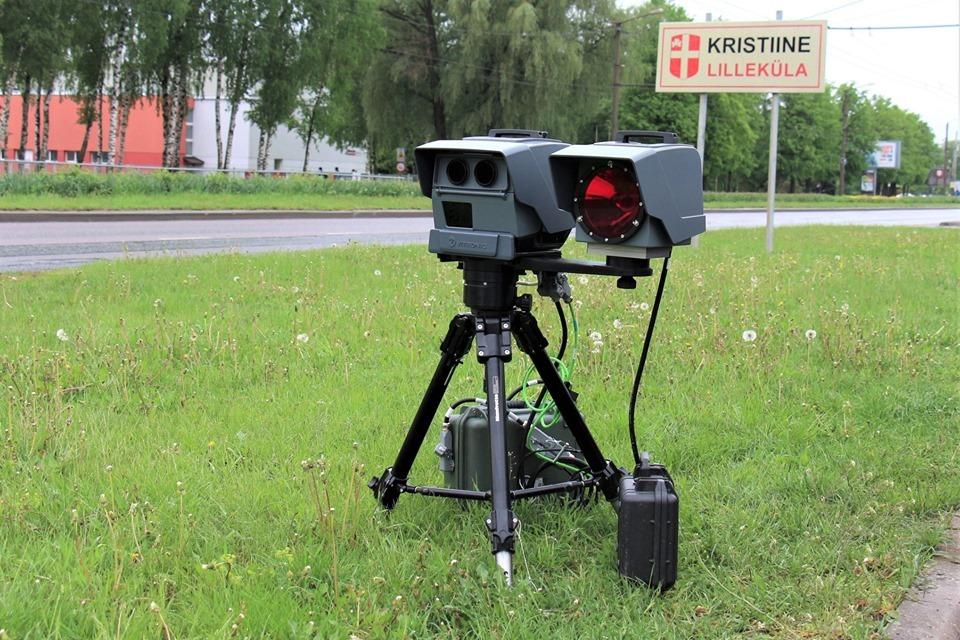 Mobiilsed kiiruskaamerad tabasid Pärnumaal 28 kiiruseületajat