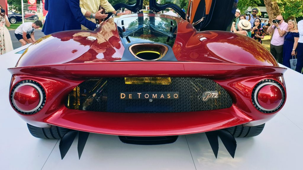 DeTomaso vs Glickenhaus: kas need autod on liialt sarnased?
