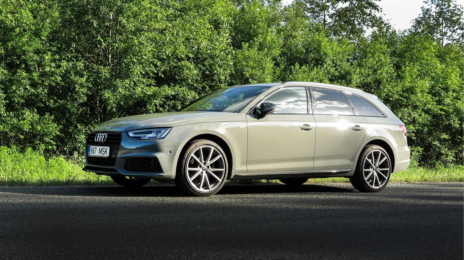 Audi A4 g-tron: kuidas Audi ja gaas kokku sobivad?