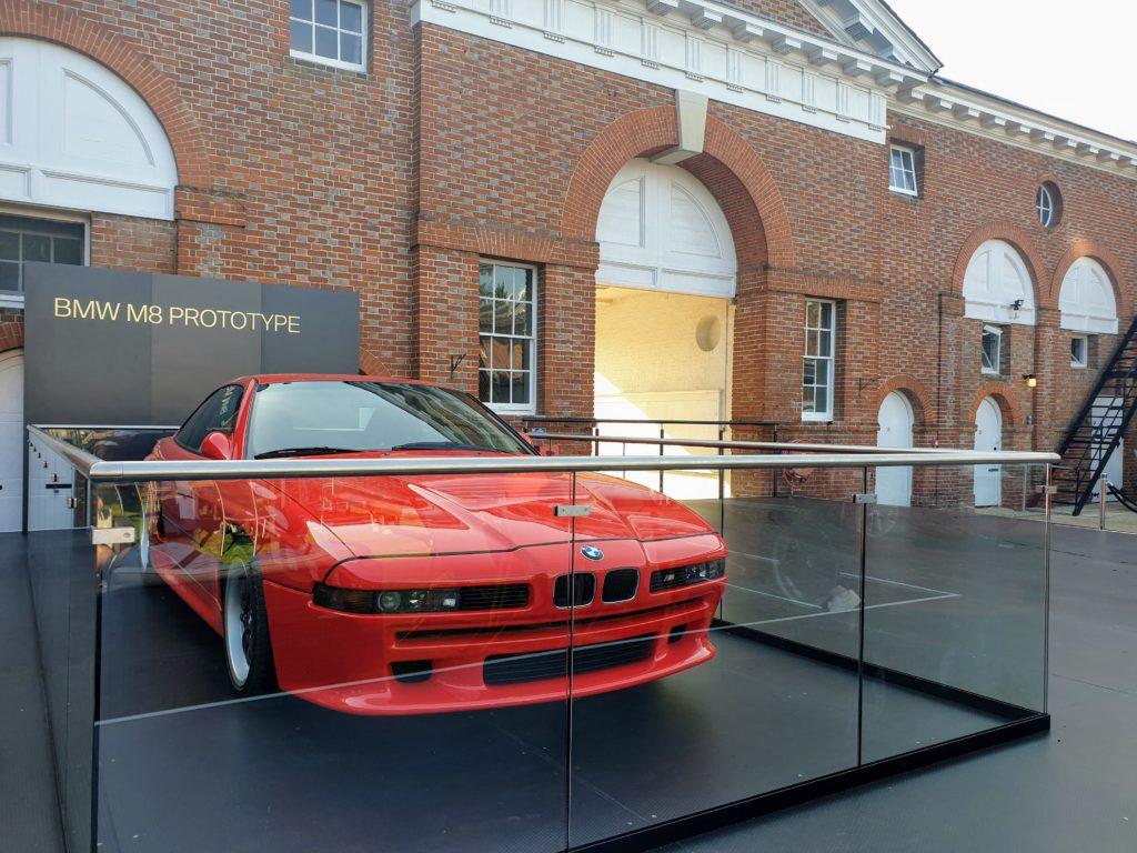 Suur galerii: Autogeeniuse album kõigest lahedast, mida Goodwoodi kiirusfestival pakkus