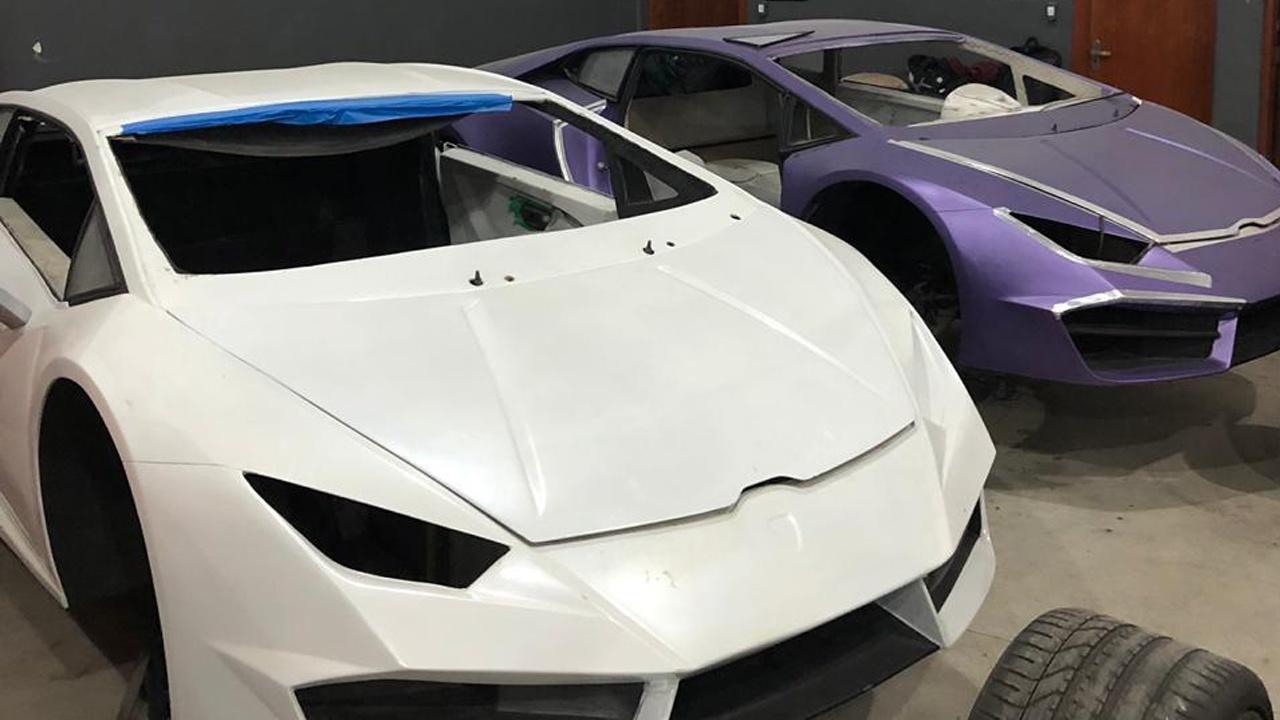 Brasiilias avastati võltsitud Lamborghinisid ja Ferrarisid valmistav töökoda