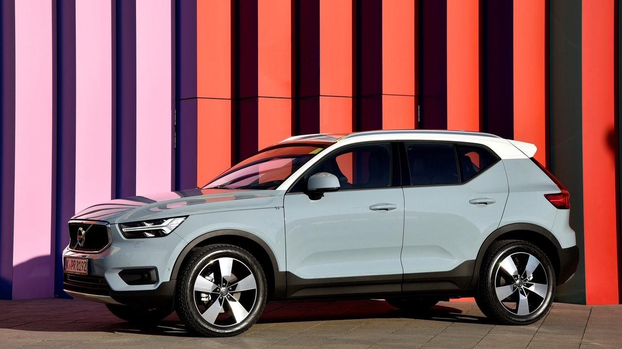 Volvo kaalub veelgi suurema ja veelgi väiksema linnamaasturi müügile toomist