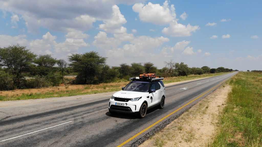 Land Rover ehitas teadusuuringuteks mobiilse laboratooriumi, järgmise aasta taotlusvoor juba avatud