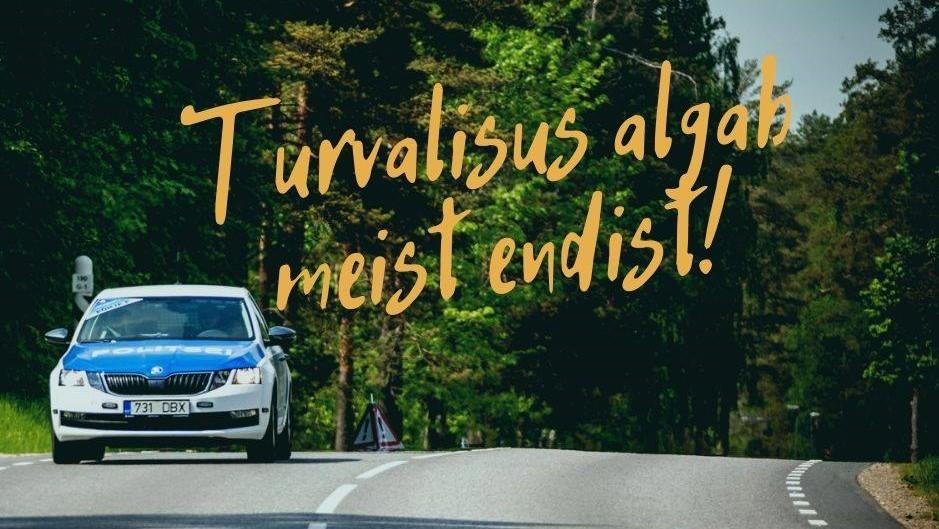 Eesti lood: Mees kutsus politsei, sest vanaema ei lubanud purjus peaga sõitma minna