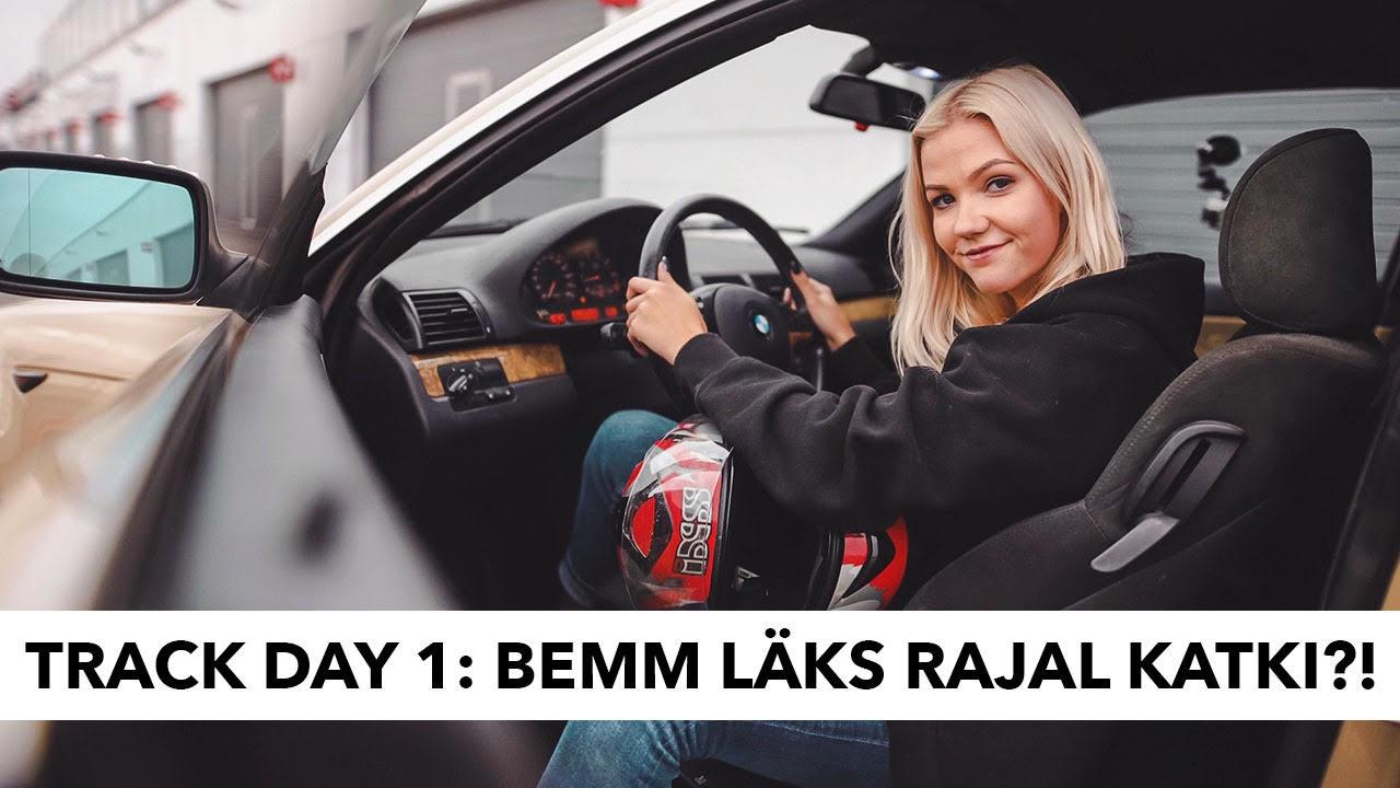 Videoblogi 2. osa: Paula sõitis oma ringraja projektiga esimese ajasõidu ja selgusid kõige suuremad kitsaskohad