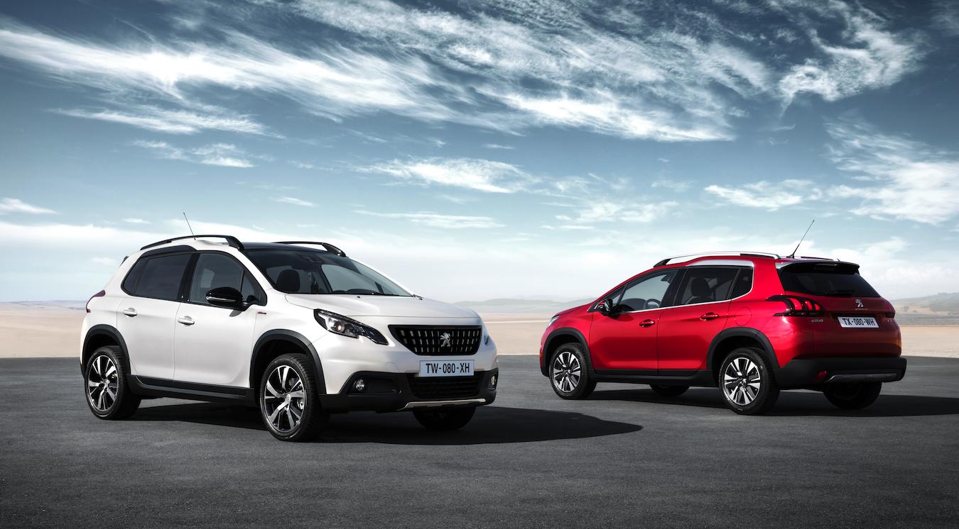 Võimas saavutus: tootmisliinidelt veeres maha juba miljones Peugeot 2008