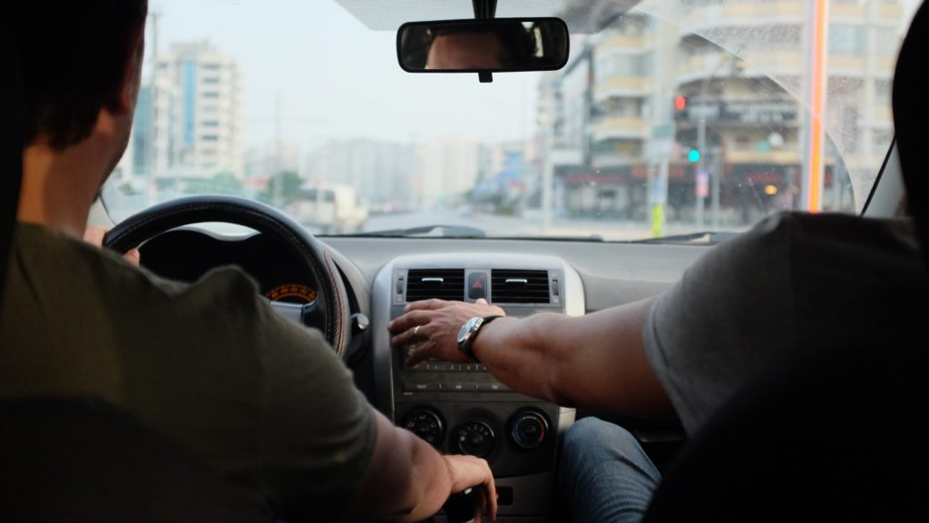 Kas sina tead, mis on autos kõige räpasem koht?
