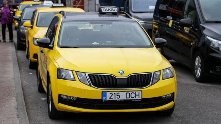 Järjekordne taksofirma paigaldas autodesse vaheseinad ja pakub ka uusi teenuseid