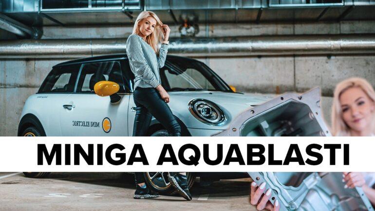 """Paula projektikas: elektriline Mini, Aquablast ja """"uus"""" mootoriplokk"""